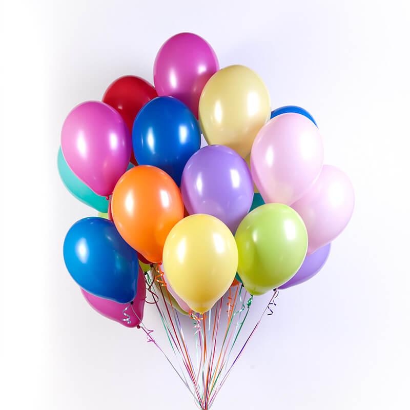 Доставка гелиевых шаров по Москве