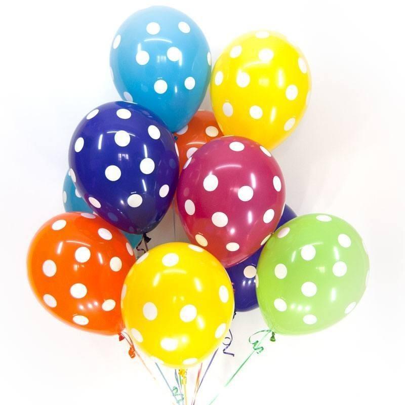 Гелиевые шары с доставкой на дом