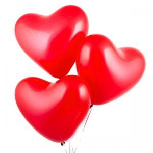 Купить воздушные шары на 14 февраля в Москве