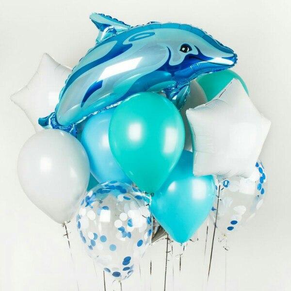Купить воздушные шары звезды с доставкой в Москве