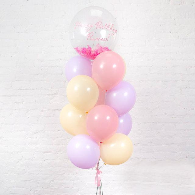Красивые шары на день рождения
