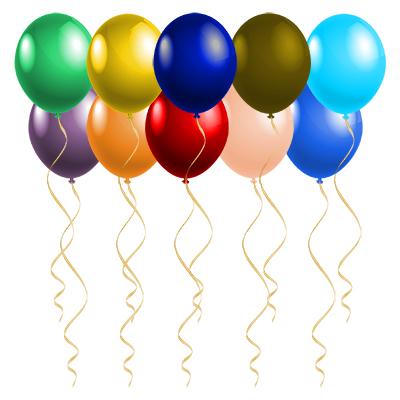 Заказать воздушные шары под потолок