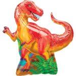 Купить воздушные шары динозавры