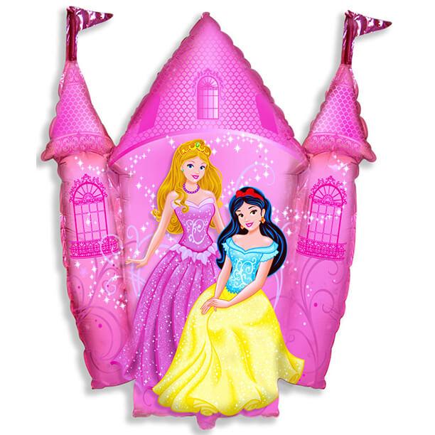 Воздушные шары принцессы Диснея