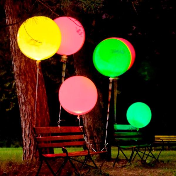 Купить светящиеся воздушные шары в Москве