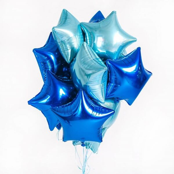 Купить фонтан из шаров