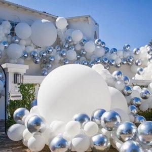 Аэродизайн – оформление воздушными шарами