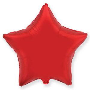 Красные воздушные шары