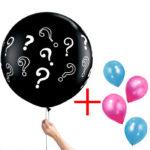 Купить шар-сюрприз для определения пола ребенка