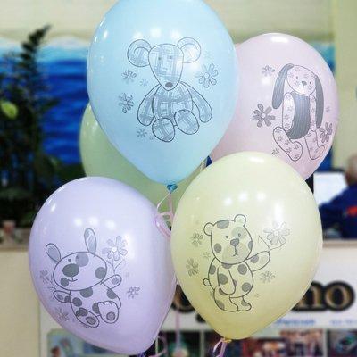 Заказать шары на праздник с доставкой