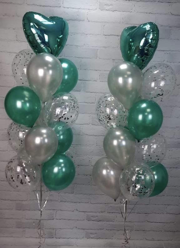 Доставка шаров ночью по Москве